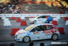 Peugeot Competition Rally di Roma 2018 Mazzocchi