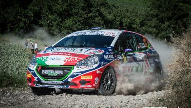 Peugeot Competition Rally San Marino 2018