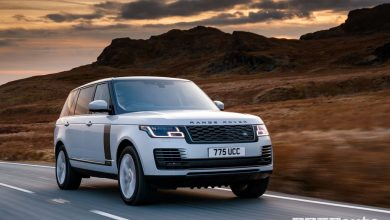 Nuova Range Rover 2019