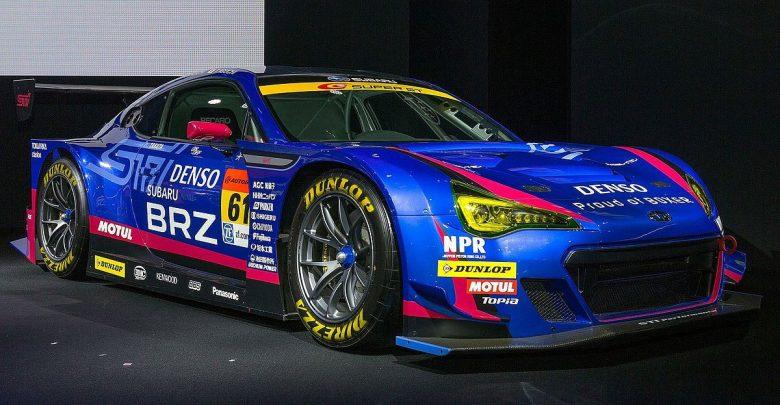 Subaru BRZ GT300 auto da corsa