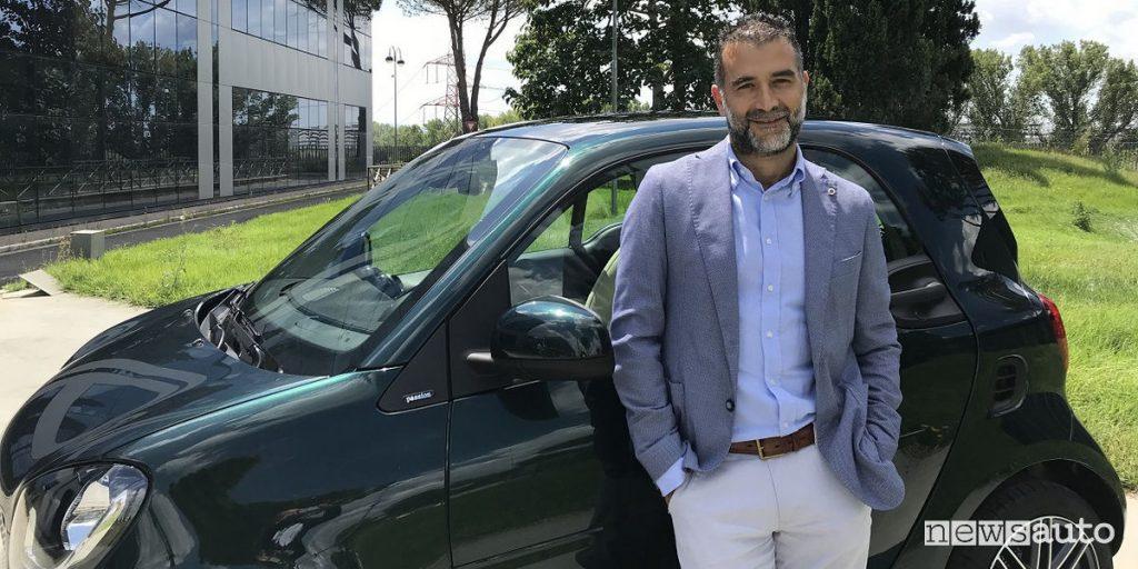 Maurizio Zaccaria Direttore Vendite di Mercedes-Benz Italia