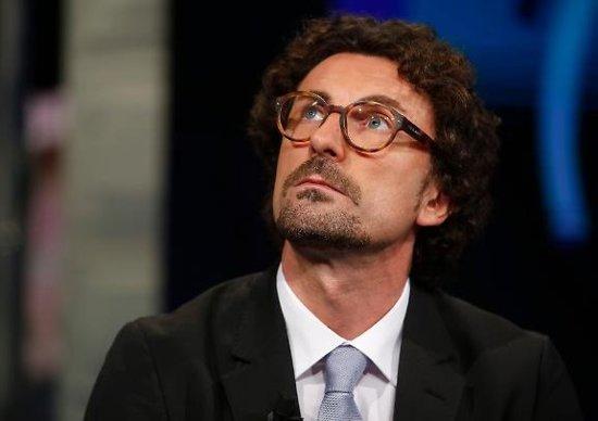ministro delle infrastrutture e dei Trasporti Danilo Toninelli