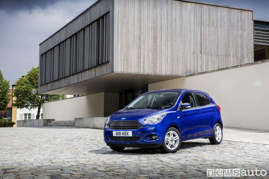 Ford ka plus per chi non ama eccedere