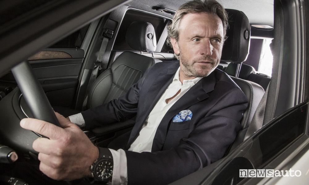L'auto che sceglierebbe Radek Jelinek, Presidente e CEO Mercedes-Benz Italia