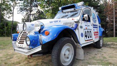 Citroen 2CV Dakar 2007