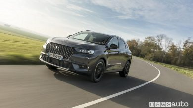 Photo of DS 7 Crossback Estate 2018, date summer tour