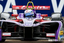 DS Virgin Racing Formula E 2018