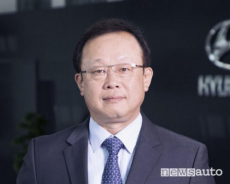 Dong Woo Choi Presidente e CEO Hyundai Motor Europe