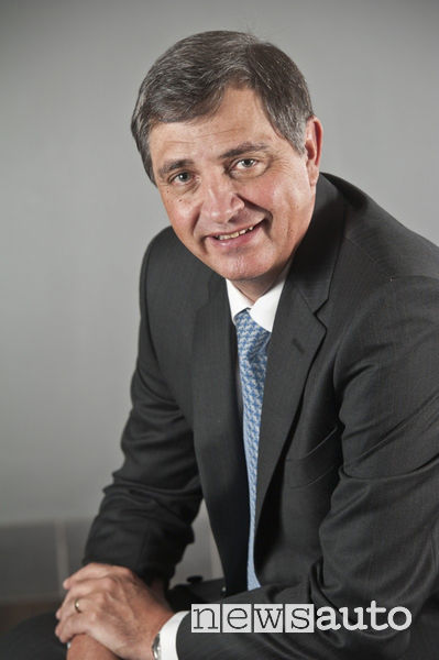 Johan van Zyl, presidente & CEO di Toyota Motor Europe