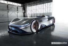 Showcar Mercedes Silver Arrow