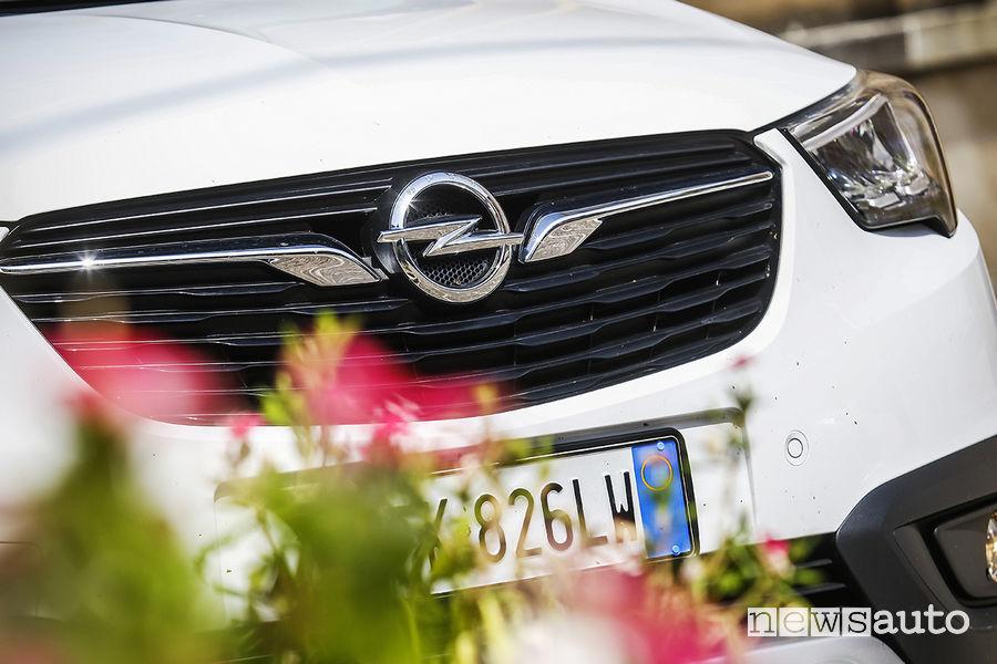 Nuove Opel otto modelli nel 2019