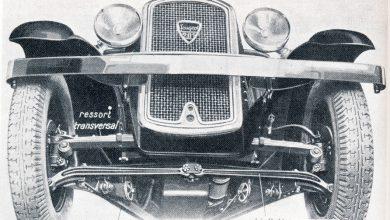 Sospensioni auto Peugeot 201