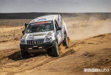 Silk Way Rally 2018 Toyota Land Cruiser Piana/Giovannetti Team Xtreme Plus