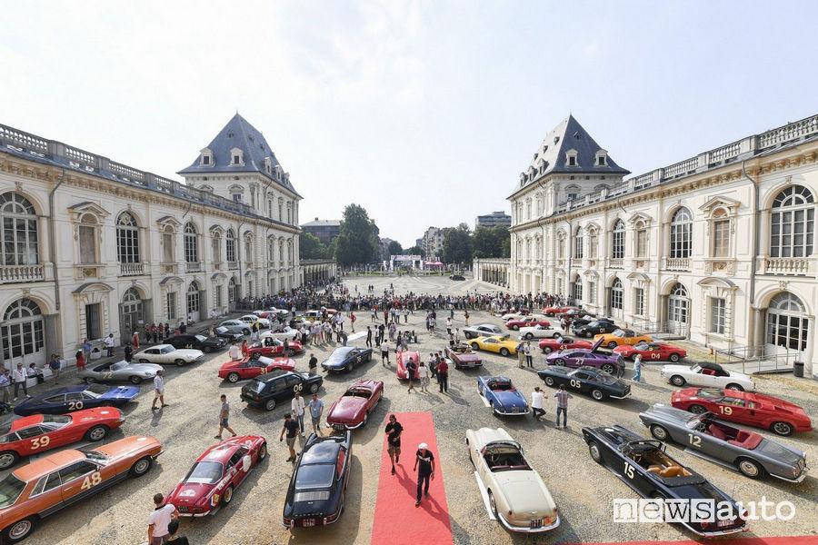 salone dell'auto a Torino presenti molte auto storiche bollo auto storiche 2018 esenzioni regioni italiane