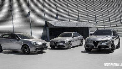 Photo of Alfa Romeo serie speciale, B-Tech su Giulia, Stelvio e Giulietta