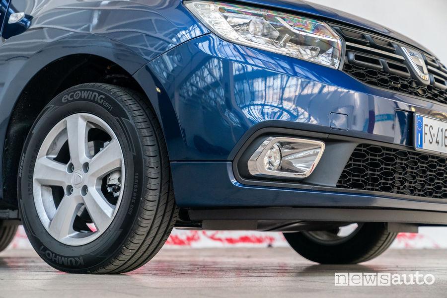 Dacia_Sandero_Streetway 2019, frontale
