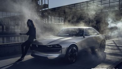 Photo of Peugeot e-Legend Concept con intelligenza artificiale SoundHound