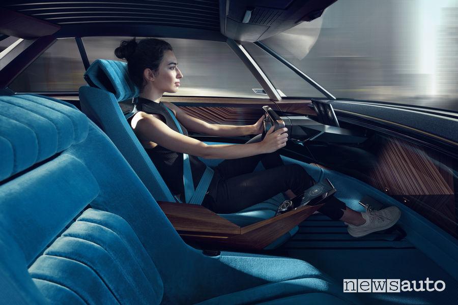Vintage Elettrico Peugeot E Legend Concept Newsauto It