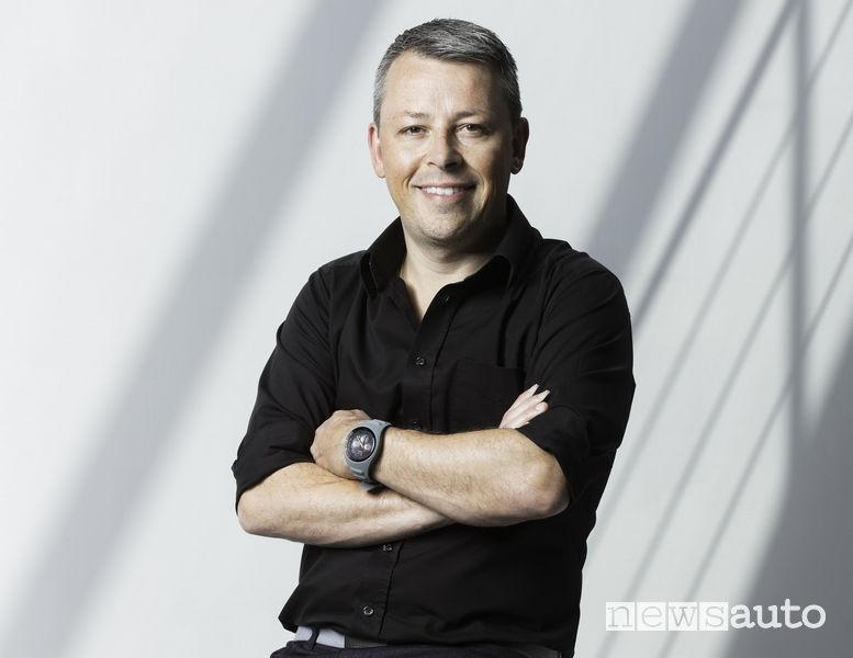 Pierre Leclercq Direttore Stile Citroen