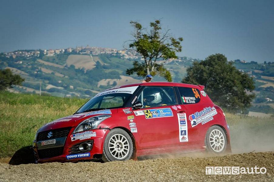 Suzuki Rally Trophy Rally Adriatico 2018