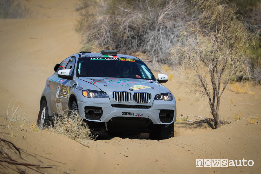 Turkmen Desert Race 2018