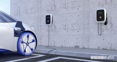Volkswagen elettrica ricarica gamma ID