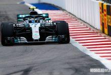 F1 2018 Russia Sochi Mercedes Bottas