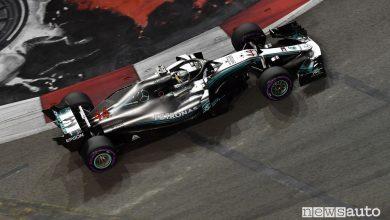 F1 2018 GP Singapore Lewis Hamilton