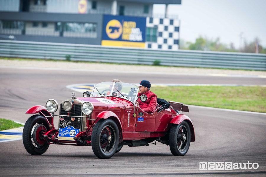Gran Premio Nuvolari, foto edizione 2017