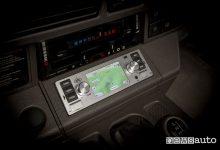 Navigatore sulle auto storiche Land Rover