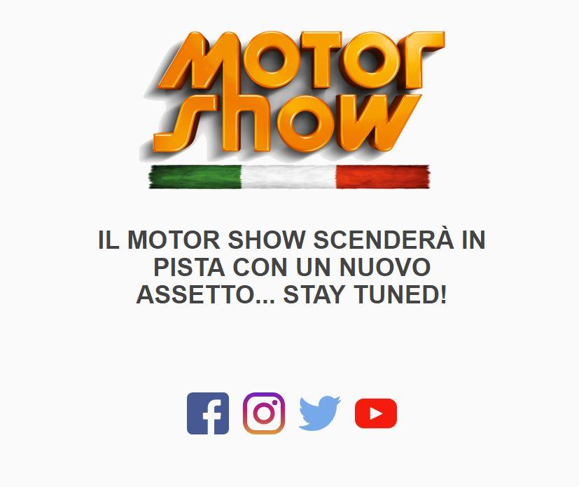 Motor Show 2019 novita