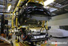 Linea di produzione auto ibride Groupe PSA