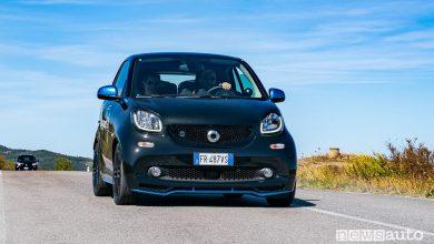 Photo of Gara di regolarità auto elettriche con la smart EQ!