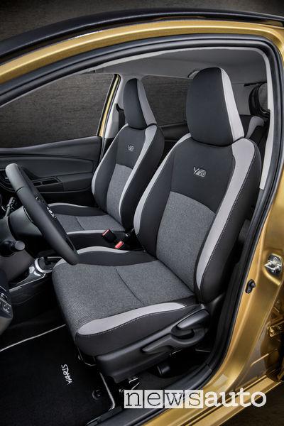 Toyota_Yaris modello speciale Y20, interni