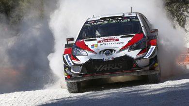 Wrc 2018 Toyota al Rally di Turchia