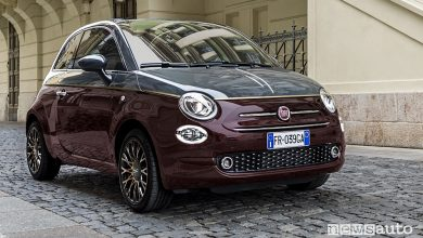 Photo of Fiat 500 Collezione, serie speciale autunnale