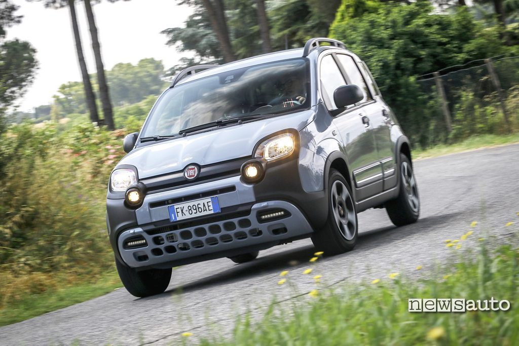 Fiat Panda classifica auto più vendute nel 2019