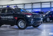 Auto dei Carabinieri, Jeep Grand Cherokee