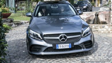 Photo of Mercedes Classe C 2019 – La prova della 220d wagon