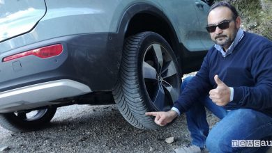 Photo of Pneumatici 4 stagioni, test Michelin CrossClimate