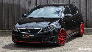 Photo of Peugeot 308 GTi, tuning tedesco by Clemens Motorsport