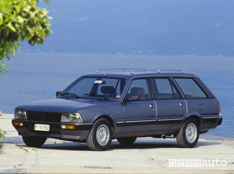 Peugeot_505 GR familiare 1986