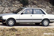 Peugeot 505 diesel turbo 1979 trazione posteriore
