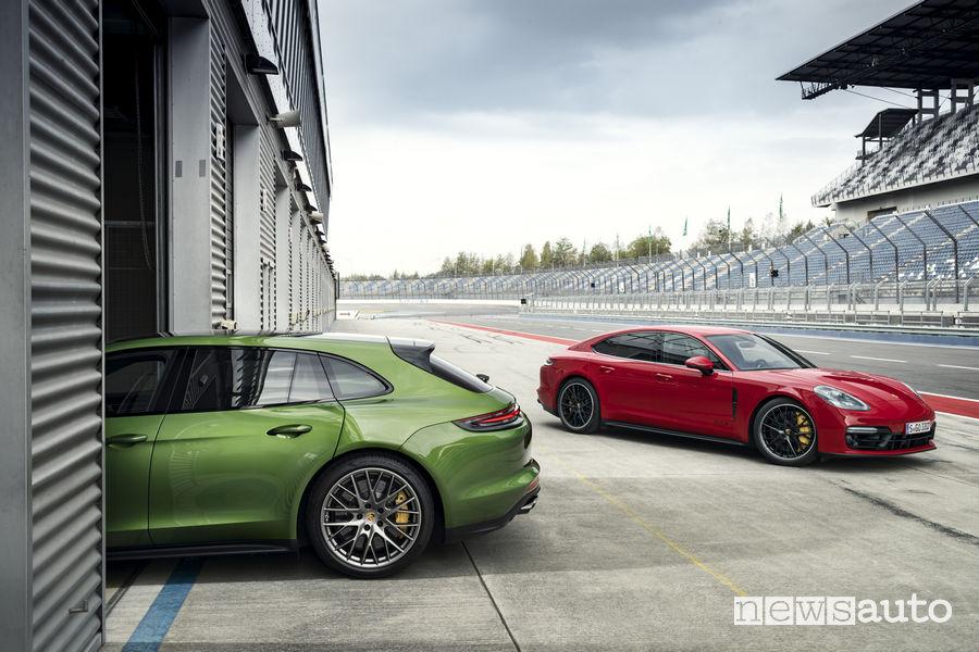 Gamma Porsche_Panamera GTS e GTS Sport Turismo