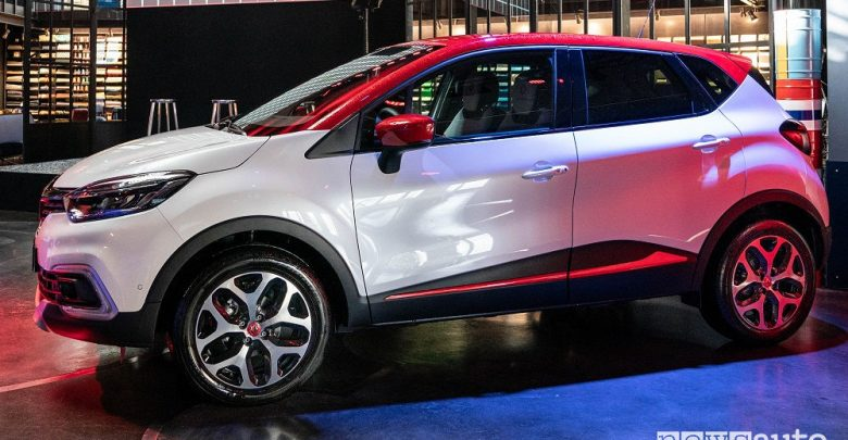 Renault Captur Tokyo Edition by Lapo Garage Italia