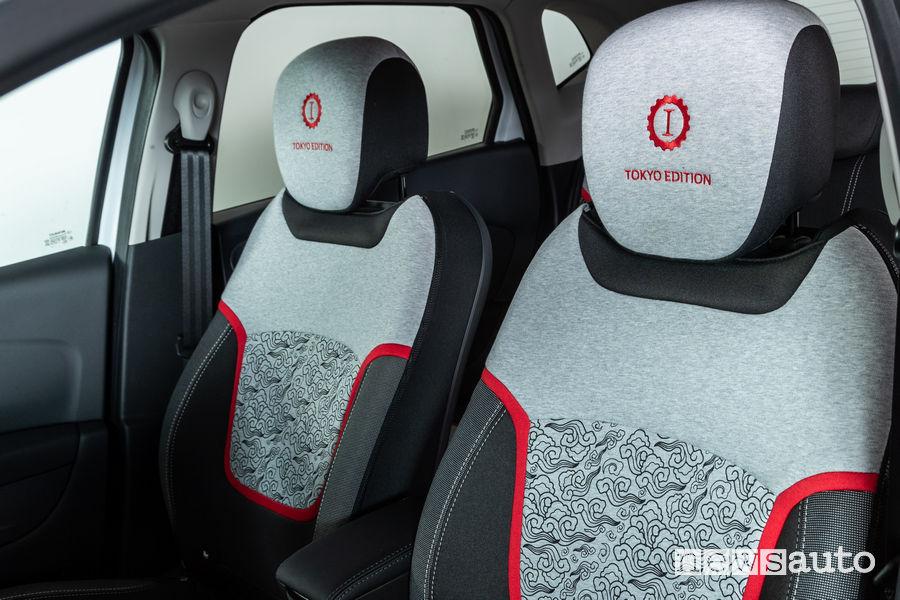 Renault_Captur Tokyo Editon Garage Italia, sedili anteriori