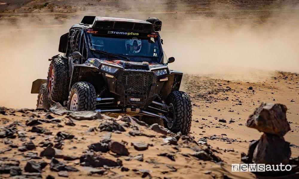 Quad Polaris RZR Team Xtreme Plus