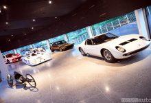 Dallara Academy esposizione auto