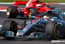 F1 2018 Hamilton-Vettel
