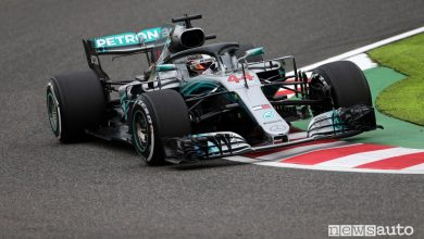 Photo of Qualifiche F1 Gp Giappone 2018, griglia di partenza